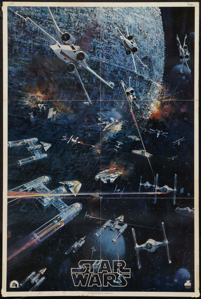20 Beautiful Star Wars Episode IV - A New Hope Vintage Posters 10