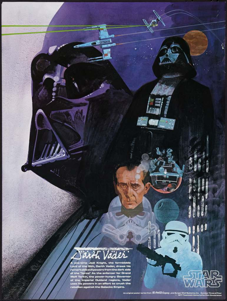 20 Beautiful Star Wars Episode IV - A New Hope Vintage Posters 16