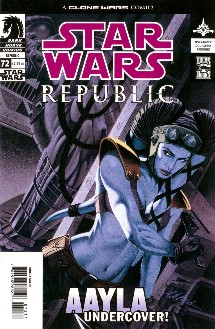 Star Wars Republic Trackdown