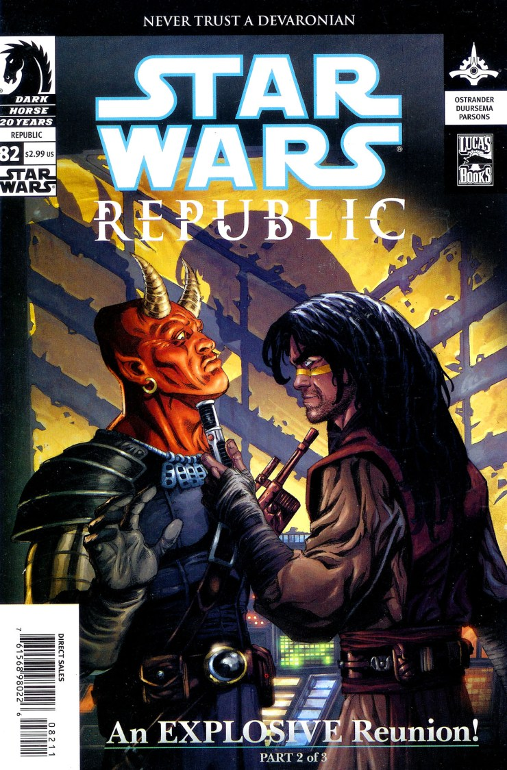 Star Wars: Republic 82: Hidden Enemy