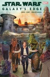 Star Wars: Galaxy's Edge comic