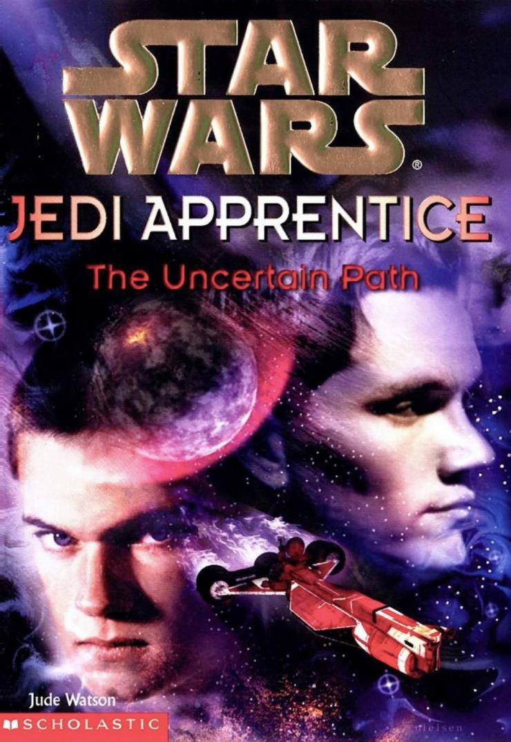 Jedi Apprentice: The Uncertain Path