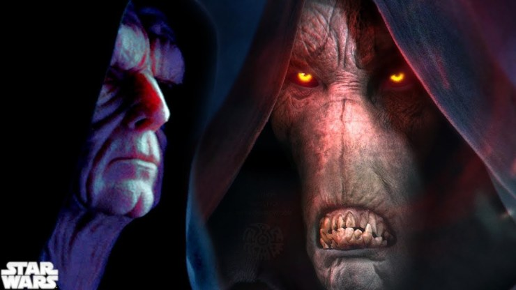 Why Palpatine Thought Darth Plagueis Was More Powerful Than Him - Star Wars 1