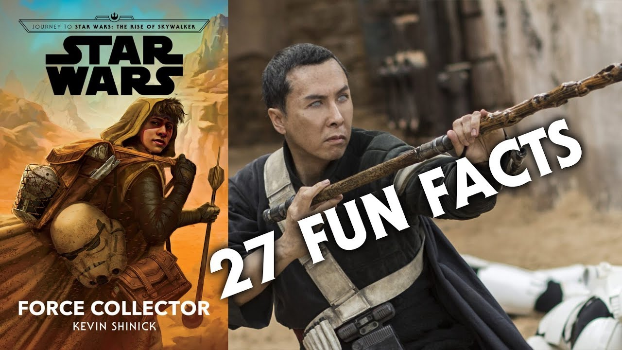 27 Fun Facts From Force Collector Star Wars References And Easter Eggs