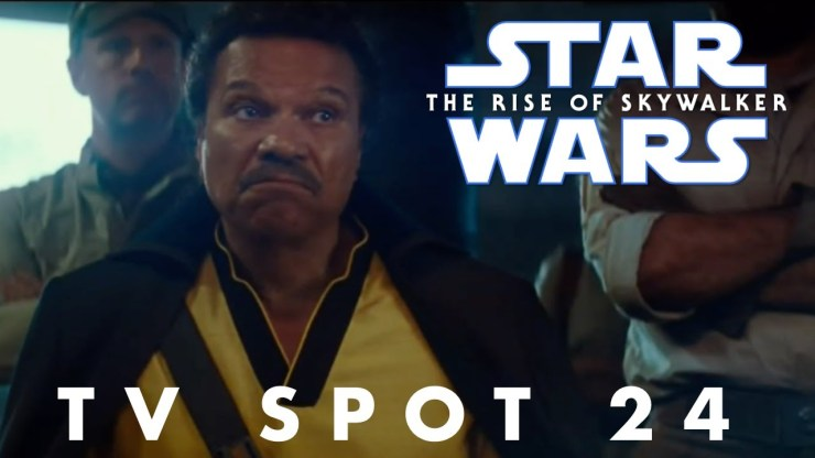 Star Wars The Rise of Skywalker TV Trailer Spot 24 (TONS OF NEW FOOTAGE) 1