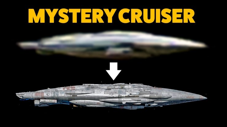 The Mon Calamari Cruiser You Never Knew Existed 1