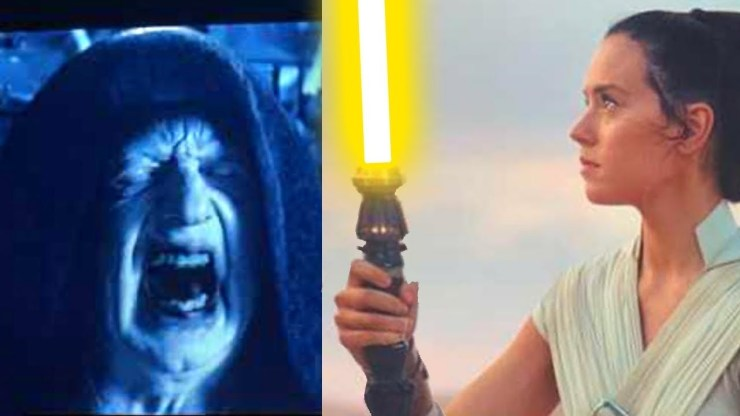 Disney CONFIRMS Palpatine's Secret Plan For Rey (PLAN B) 1