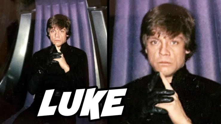 George Lucas Discusses Luke Becoming Emperor in Jedi [VI] 1