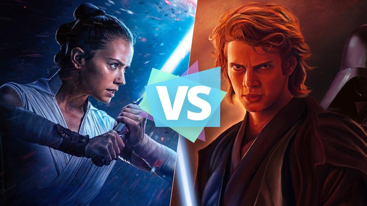 Star Wars Sequel Trilogy Vs Prequel Trilogy Movie Feuds