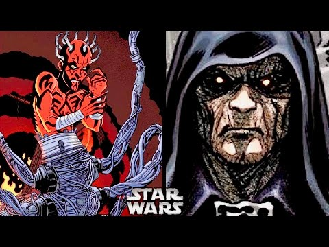 Why Didn't Palpatine Sense Darth Maul Survived After Ep.I 1