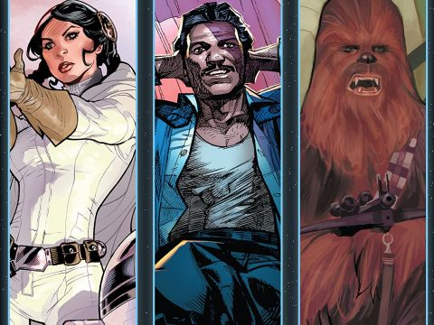 Star Wars - Heroes For A New Hope