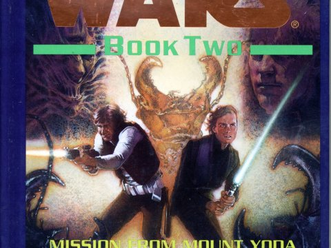 Mission from Mount Yoda