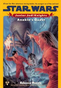 Junior Jedi Knights: Anakin's Quest
