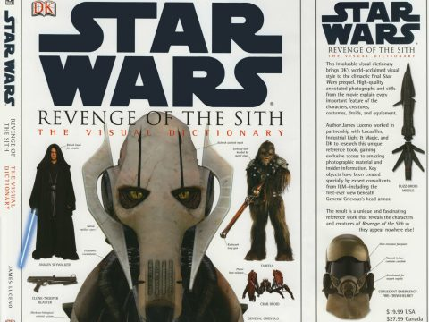 Star Wars: Revenge of the Sith: The Visual Dictionary