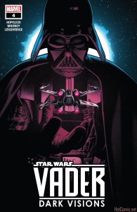 Star Wars Darth Vader - Dark Visions #4