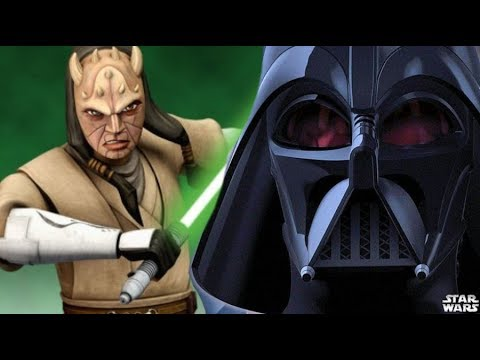 How Eeth Koth Survived Order 66 [CANON] - Star Wars 8