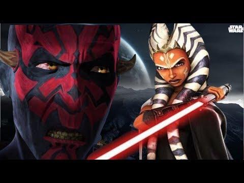 What If Ahsoka Joined Darth Maul on Mandalore - Star Wars 7