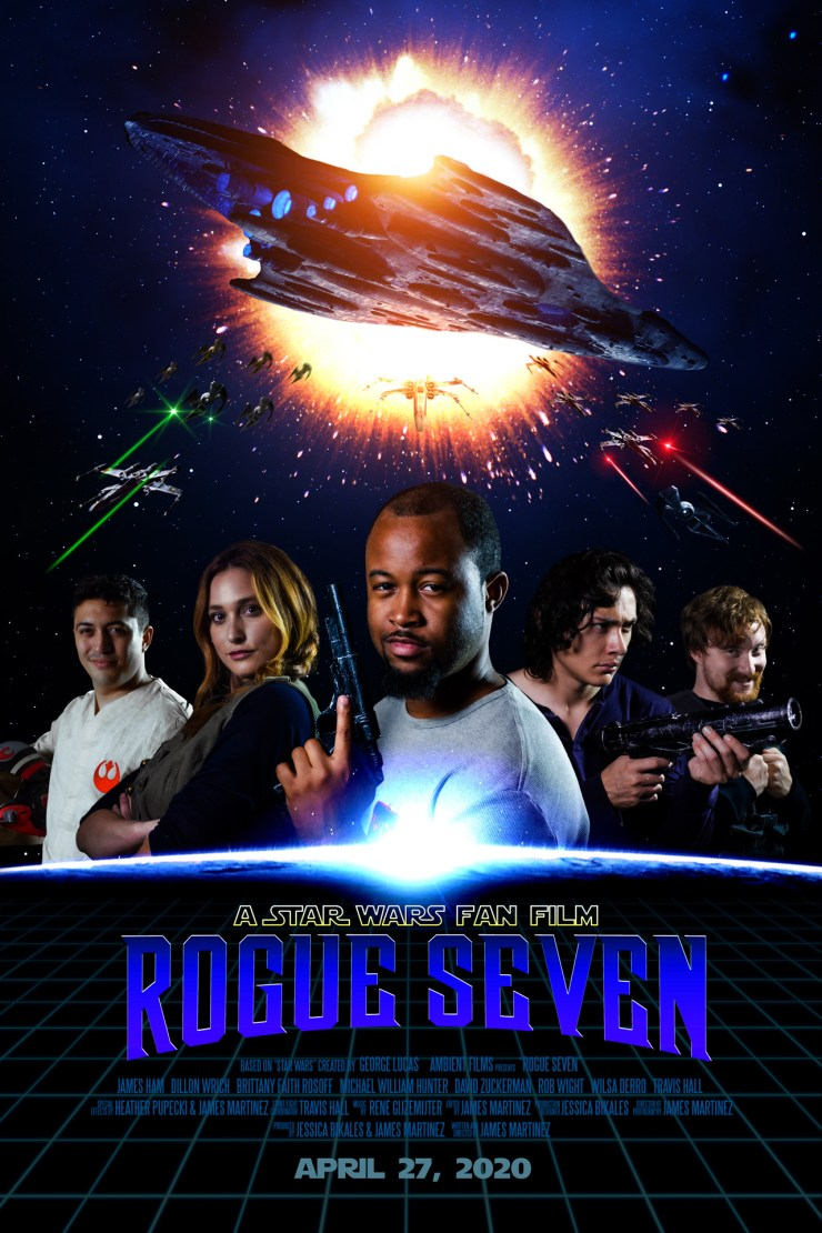 Rogue Seven: A Star Wars Fan Film