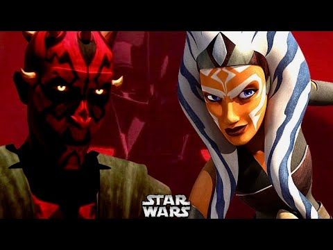 Did Ahsoka Recognize Maul to be Correct about Anakin's Future? 4