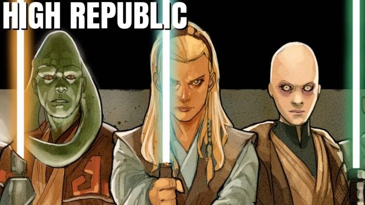 Disney High Republic Era Announcement Breakdown 1