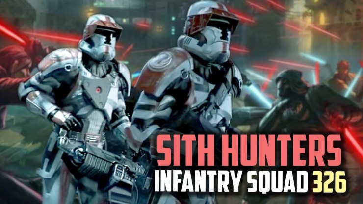 Havoc Squad | The Republic's First Special Forces Unit 1