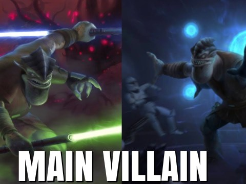 Pong Krell Was Almost The Main Villain of The Clone Wars S4 10
