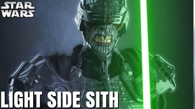 THE LIGHT SITH [FULL STORY] (UPDATED) - Star Wars 1