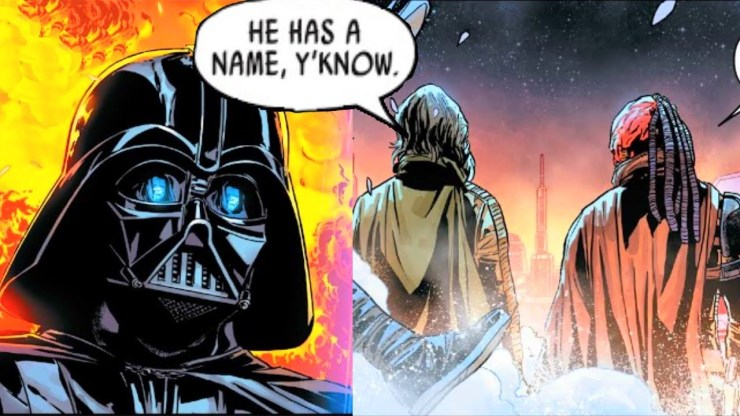 When Darth Vader Overheard someone Talking behind his Back 1