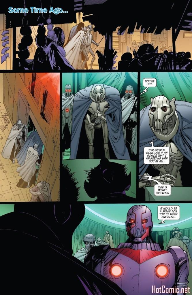 Star Wars: Mace Windu Issue #3 3