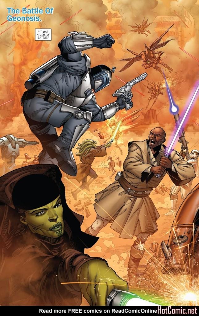 Star Wars: Mace Windu Issue #1 3