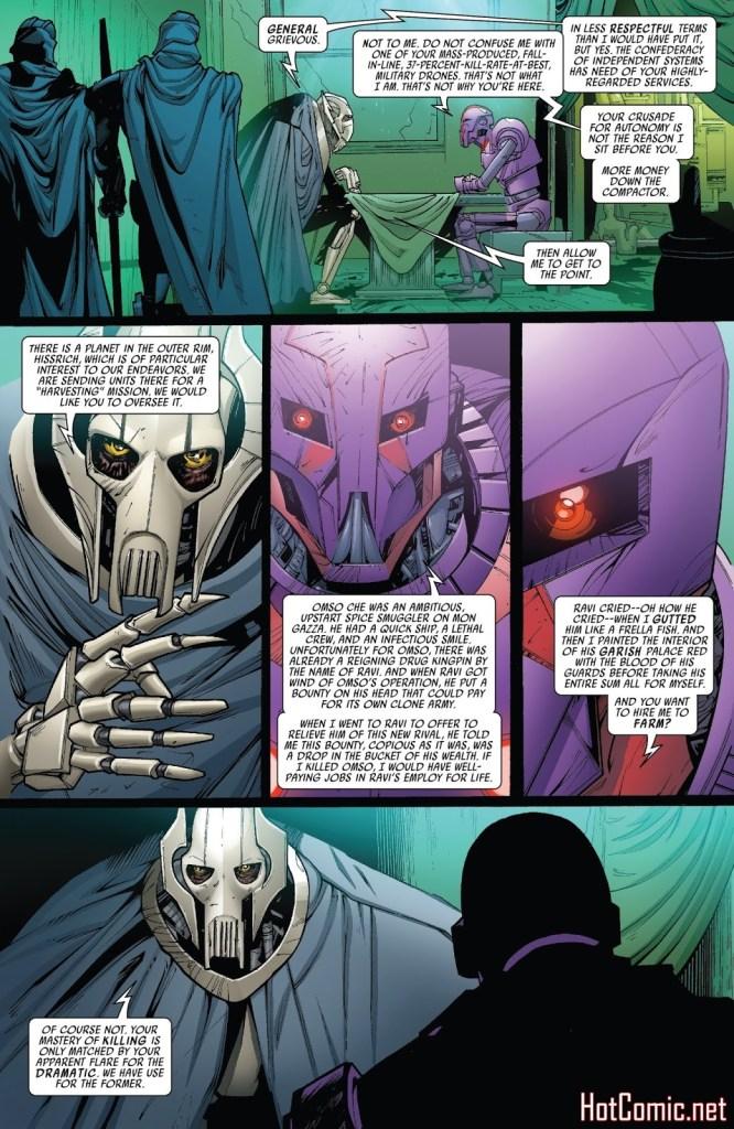 Star Wars: Mace Windu Issue #3 2