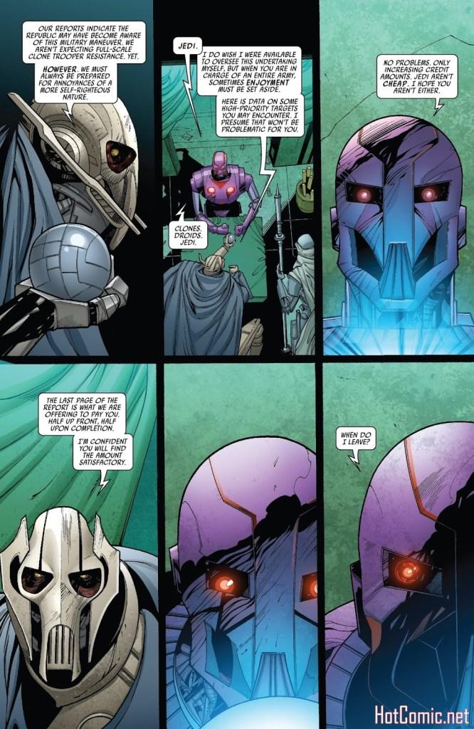 Star Wars: Mace Windu Issue #3 1