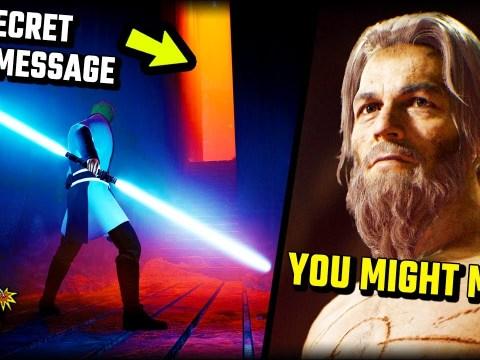 10 RARE and UNIQUE Details - Jedi Fallen Order 2