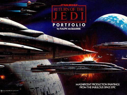 Star Wars: Return of the Jedi Portfolio