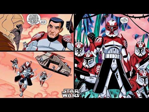 Commander Wolffe Respected Jedi Master Plo Koon (Canon) 6