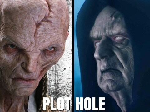 Disney Explains BIGGEST Snoke/Palpatine Plot Hole 7