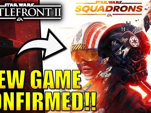 New Star Wars Game Revealed! - Trailer Coming and Big News 1