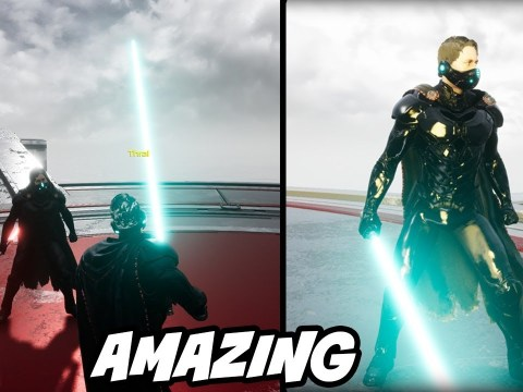 Someone Remade Jedi Knight in Unreal Engine and It's Amazing 9