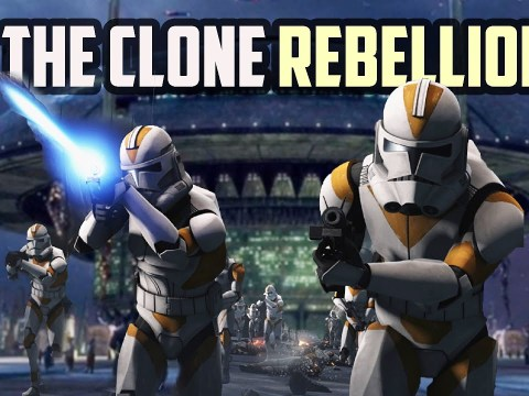 What if the Clones Rebelled Against the Empire? 9