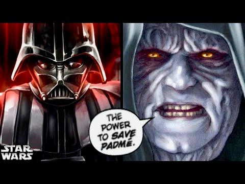 Why Vader Accepted that Sidious Manipulated Him   (Legends) 6