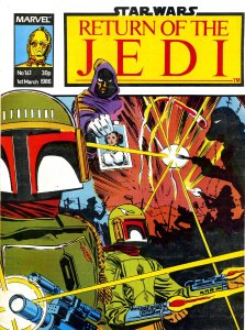 Return of the Jedi Weekly 141