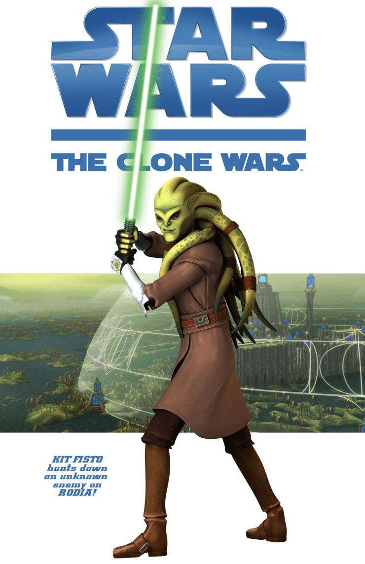 The Clone Wars: Hunting the Hunters (Part II)