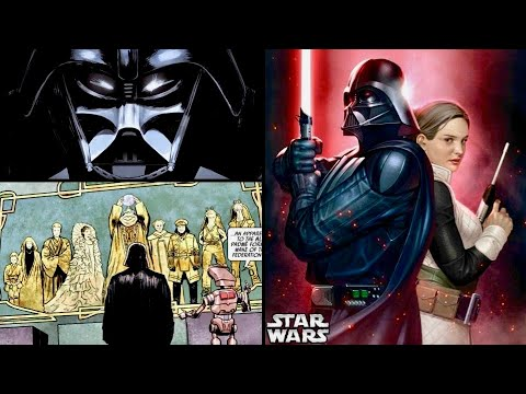 Darth Vader Returned to Naboo to Discover How Padme Died! 1