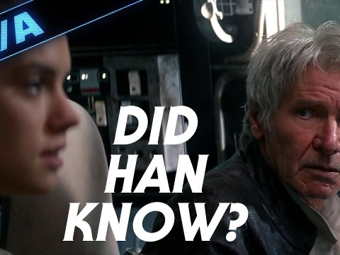 Did Han Know Rey Was a Palpatine - Star Wars Explained 3