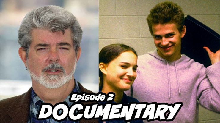 Episode II Attack of the Clones Documentary - Part 1 1