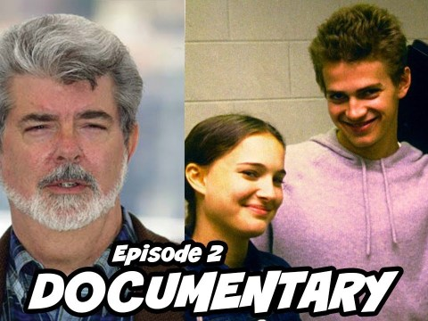 Episode II Attack of the Clones Documentary - Part 1 2