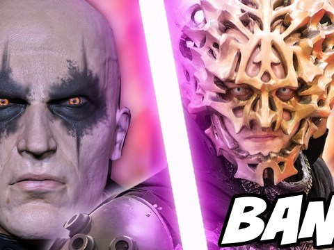 How Bane Became a Sith (Deep Lore) - Star Wars Explained 9