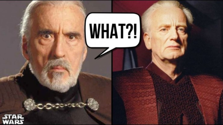 How Count Dooku Uncovered Palpatine Was a SITH 1