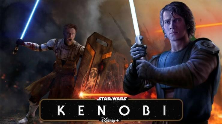 More details on Anakin's return in Star Wars Kenobi Series 1