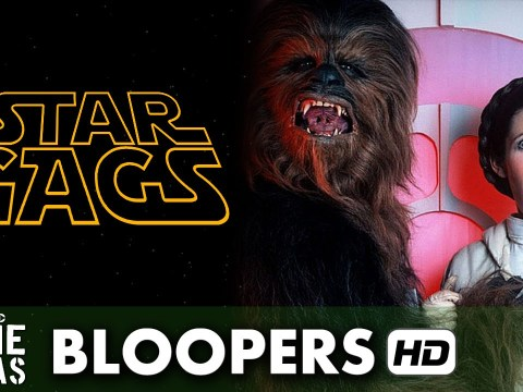 Star Gags: A Never-ending Bloopers Saga 7